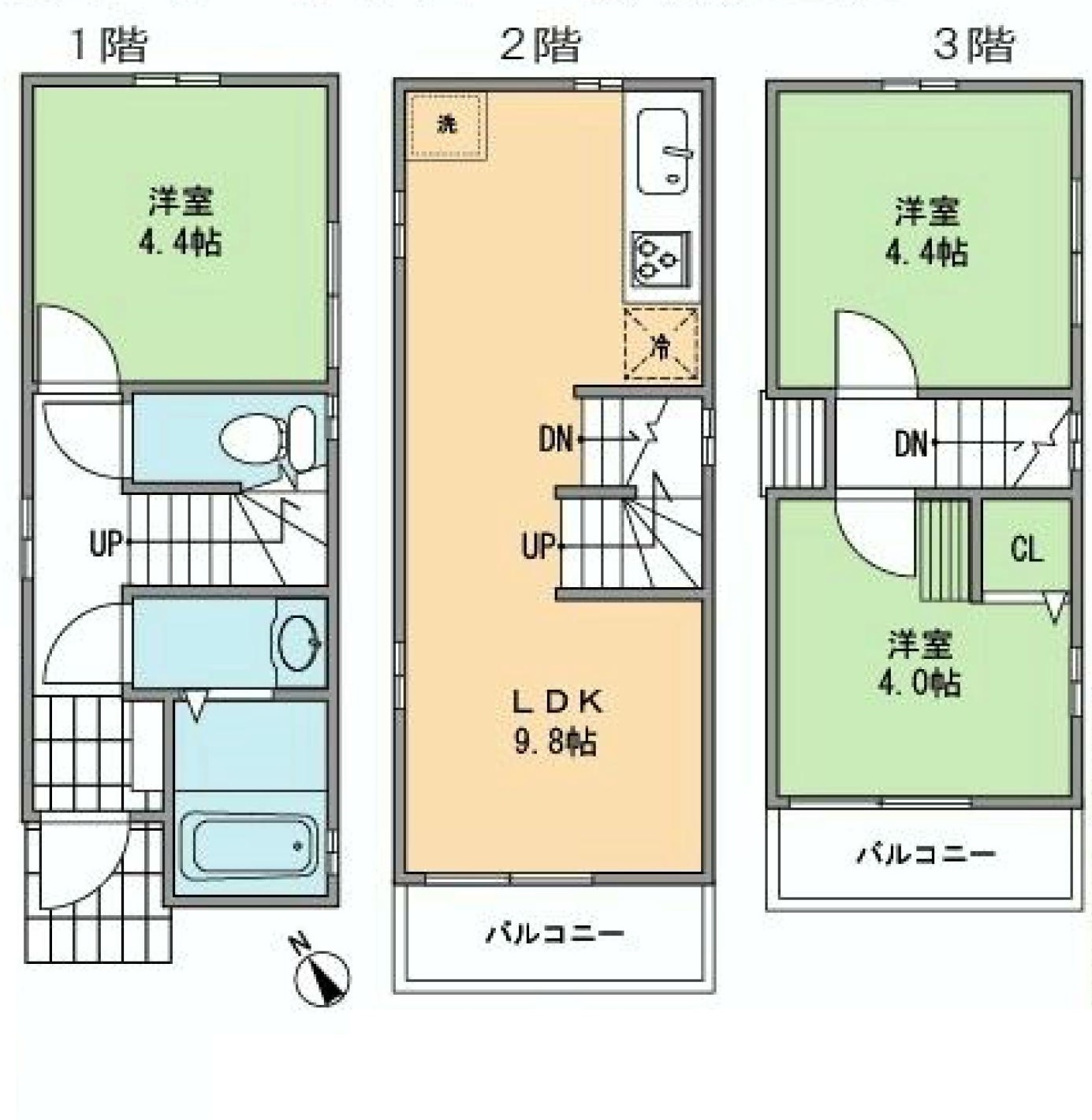 nishiharamadoriII